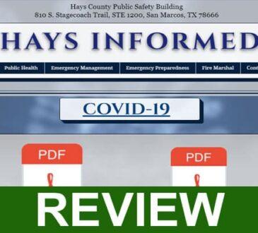 Haysinformed com COVID 19 2021