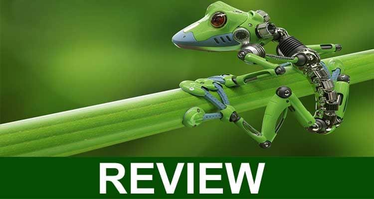 Living Robot Frog 2020