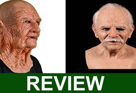 Meme Old Man Mask Review 2021