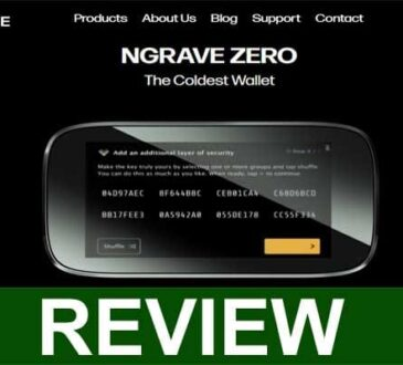 Ngrave Zero Review 2021