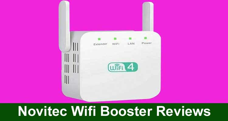 Novitec Wifi Booster Reviews (Jan) First Read Then Buy