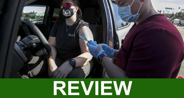 Pomona Fairplex COVID Vaccine 2021