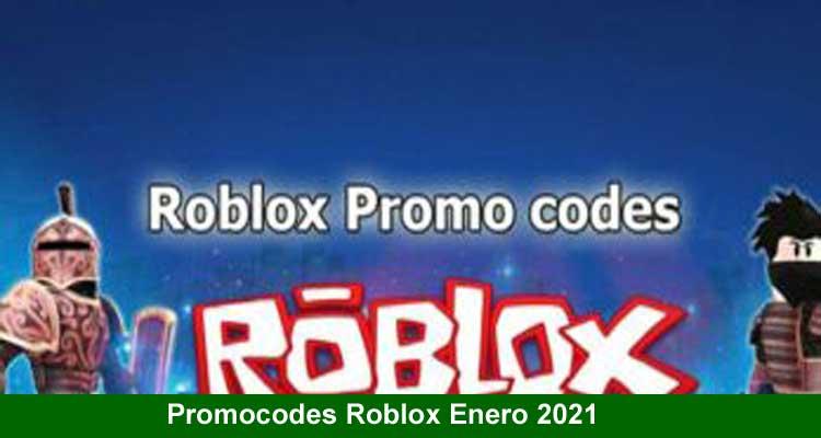 Promocodes Roblox Enero 2021 - Roblox-Codes!