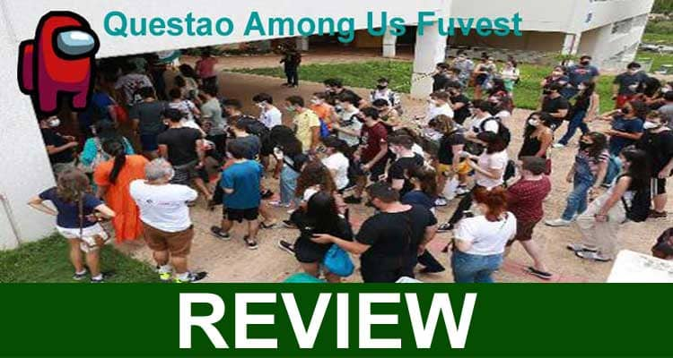 Questao Among Us Fuvest 2021