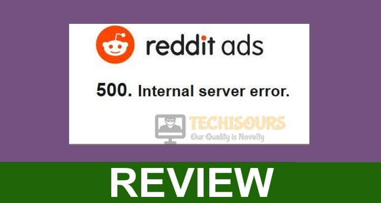 Reddit Gallery Internal Server Error 2021