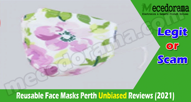 Reusable Face Masks Perth Review {Jan 2021} Read & Buy!