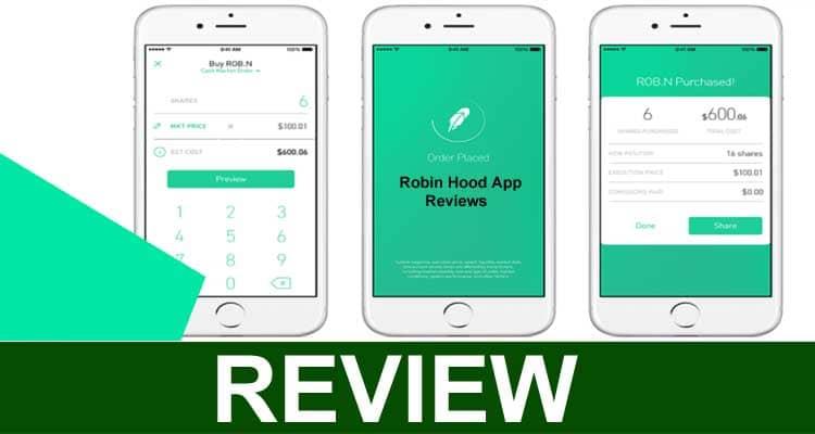 Robin Hood App Reviews 2021