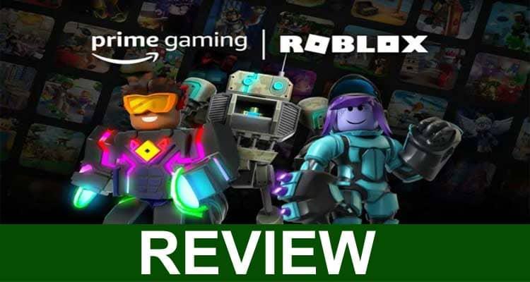 Roblox Prime Gaming Redeem 2021.