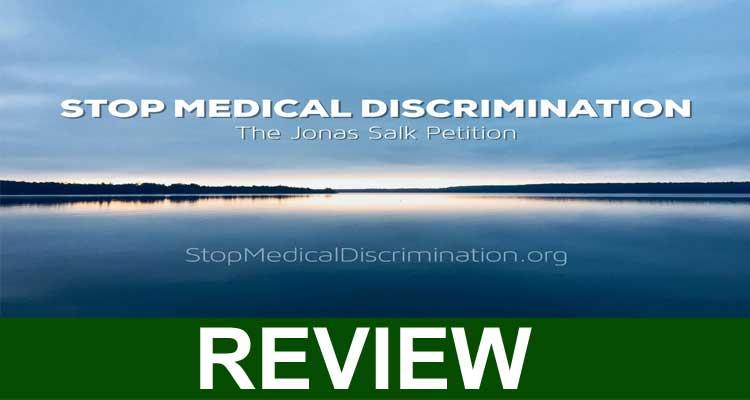 Stop Medical discrimination.org 2021