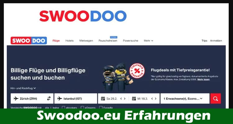 Swoodoo.eu Erfahrungen 2021