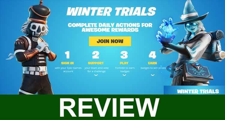 Trials Fortnite .com 2021.
