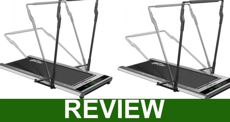 Vibra Fit Mini Walk Treadmill Review