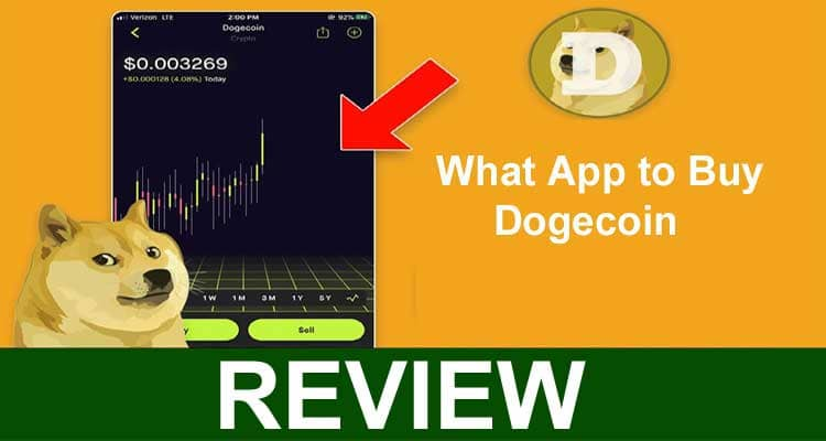 What App to Buy Dogecoin 2021
