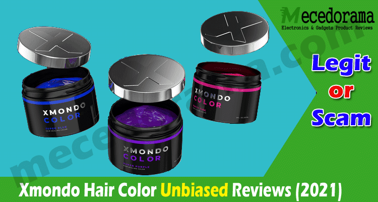 Xmondo Hair Color Reviews {Jan 2021} Is It Safe To Buy