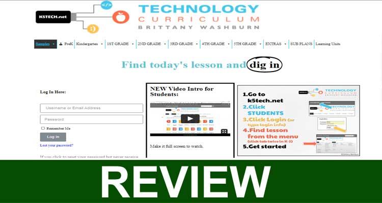 k5technologycurriculum Com Homepage 2021