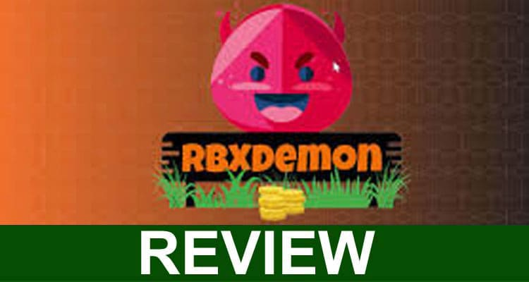 Rbxdemon Codes 2021 Review