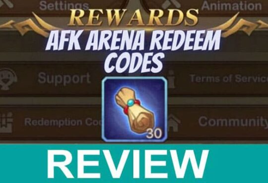 Afk Arena Code Redemption Website 2021