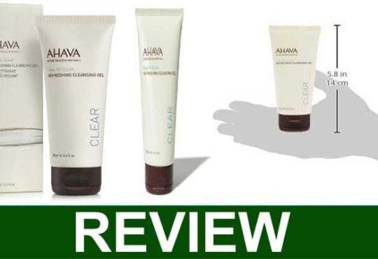 Ahava Refreshing Cleansing Gel Reviews 2021