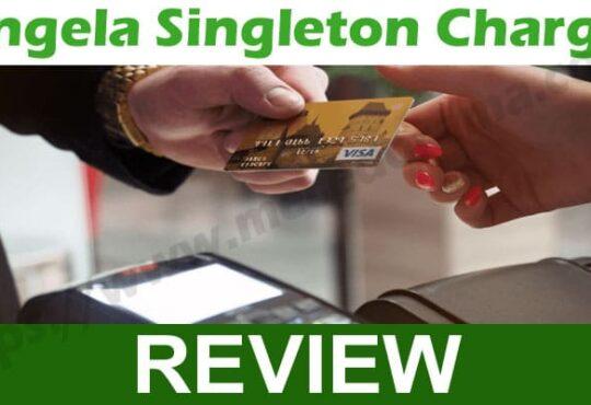 Angela Singleton Charge 2021 Mece