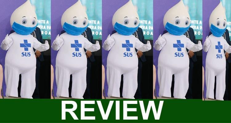 Brazil Vaccine Mascot Sus 2021