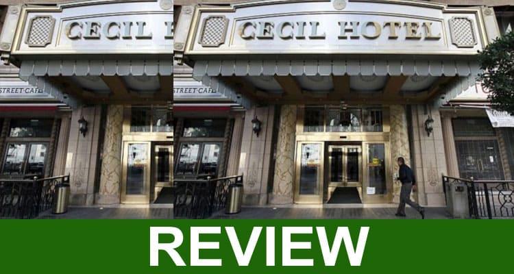 Cecil Hotel La Booking 2021