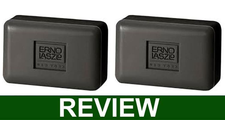 Erno Laszlo Sea Mud Deep Cleansing Bar Review 2021