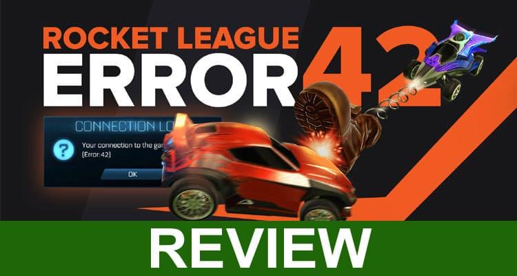 Error 42 Rocket League ps4 2021