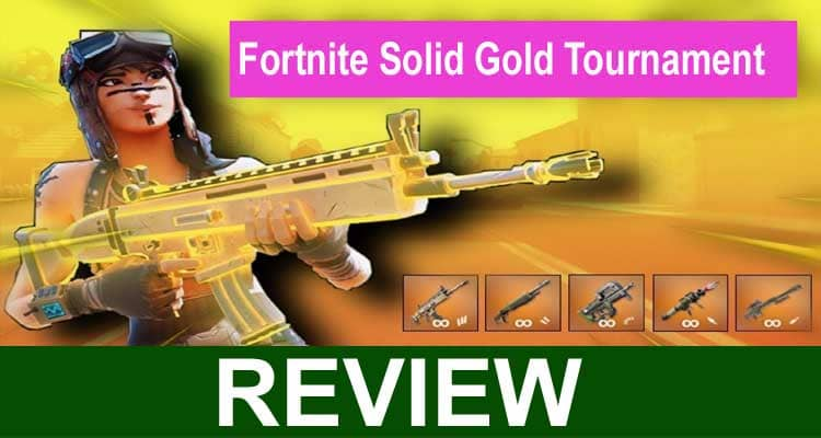Fortnite Solid Gold Tournament 2021