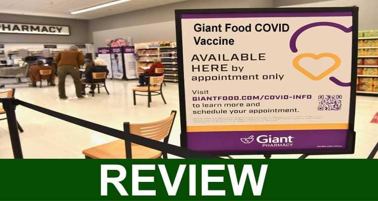 Giant Food COVID Vaccine 2021