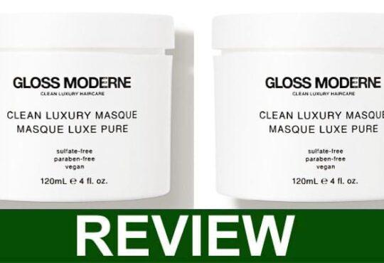 Gloss Moderne Clean Luxury Hair Masque Reviews 2021