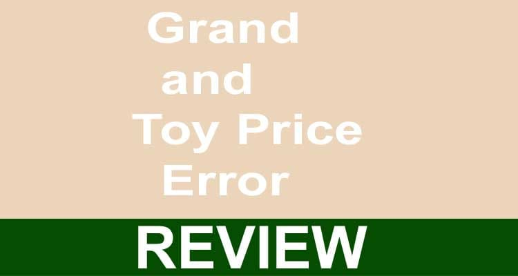 Grand and Toy Price Error 2021