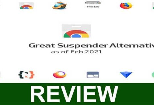 Great Suspender Alternative 2021
