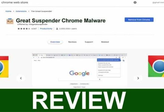 Great Suspender Chrome Malware 2021