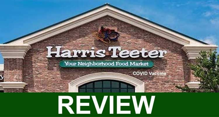 Harris Teeter COVID Vaccine 2021