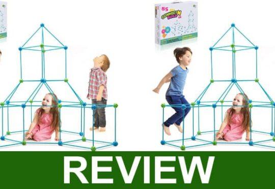 Kids Construction Fortress Building Kit Reviews 2021