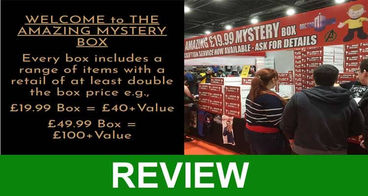 Mason New Mystery Box Review 2021
