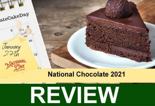 National Chocolate 2021