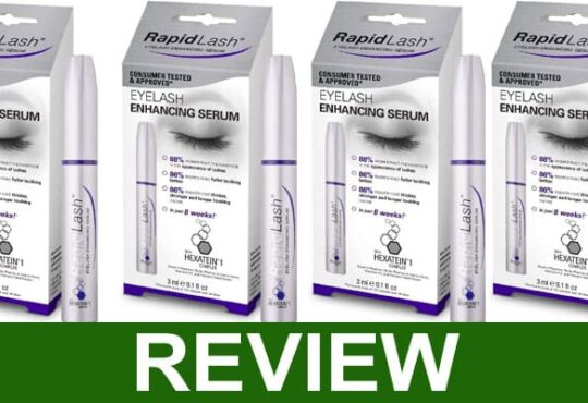 Rapid Lash Serum Reviews 2021
