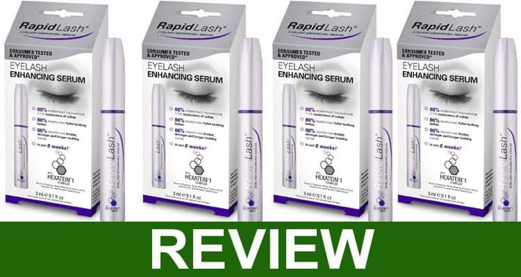 Rapid Lash Serum Reviews 2021