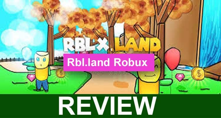 Rbl.land Robux 2021