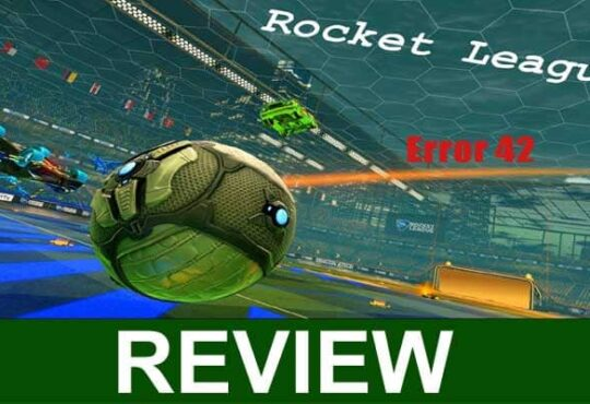 Rocket League Error 42 ps4 2021