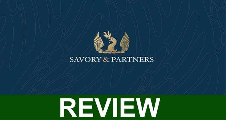 Savory and Partners Blog 2021