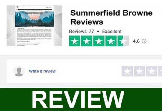 Summerfield Browne Reviews 2021