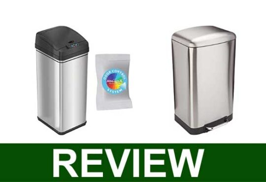 Touchless Trash Can Vacuum Review 2021