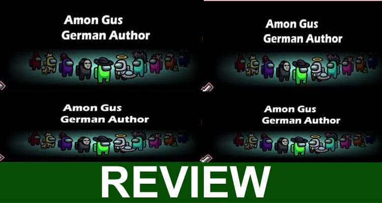 Amon-Gus-German-Author