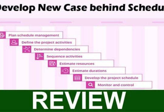 Develop New Case behind Schedule