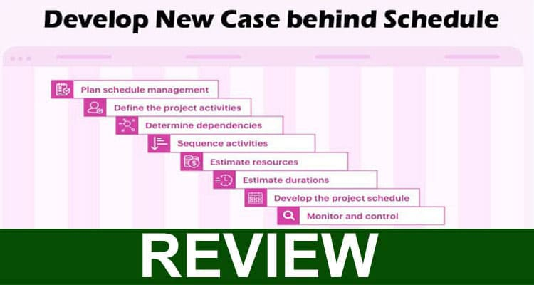 Develop New Case behind Schedule