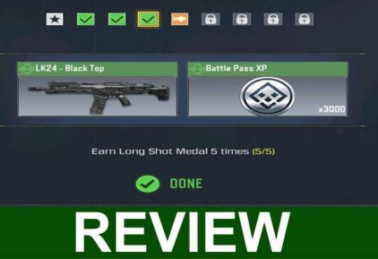 Earn Long Shot Medal Cod Mobile 2021