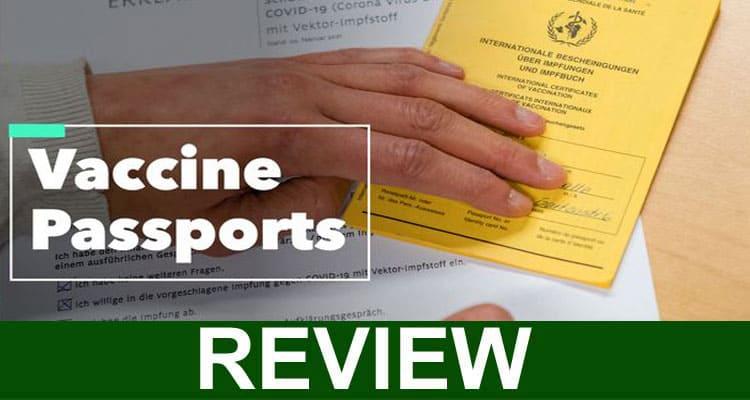Who Yellow Vaccine Passport Purchase 2021