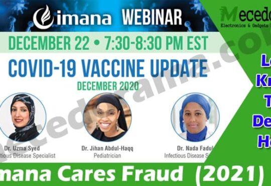 Is Imana Cares Fraud (April) Check The Reviews Below!